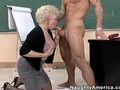 Mrs. jewell blowjob 3