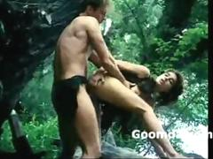 tarzan and cayne discovering how to fuck 4