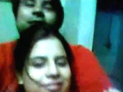 Indian Desi girl with BF