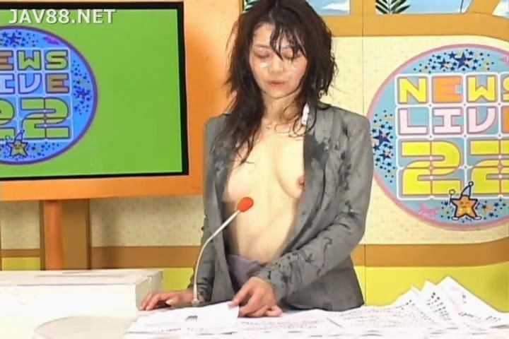 Newscaster nude sexy