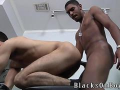 Black man fucks Blaze