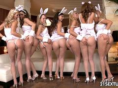 Easter Compliation with the sexiest bunny girls