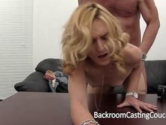 Tara Auditions at Backroom Casting Couch