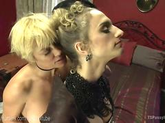 TS Tests Victorian Whore House
