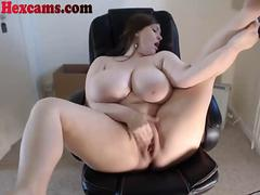 webcam girl has amazing tits movie