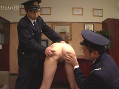 Miharu Kai Prison Punishment -Uncensored JAV-