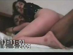 Bhabhi Loving her Lover Nude at Home
