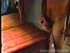 Mature Amateur Cowboy Jacking Off