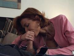 The New Redhead MILF Neighbor Veronica Avluv