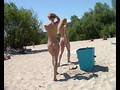 Nudist beach voyeur vid with amazing nudist nacked teens