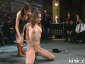 fresh girl meat suspended bdsm segment 2