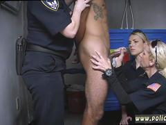 Hot blonde swedish milf first time Dont be black and suspicious around Black Patrol cops