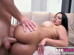Rose Monroe Bangs Her Husbands Friend