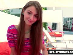 RealityKings - Teens Love Huge Cocks - Chris Strokes Willow Hayes - Pussy Willow