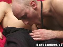 Sizzling Barebacking Action of 2 Bestfriends