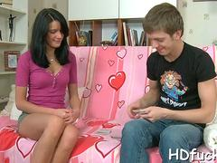 hairless pussy lanced by cock film segment 1