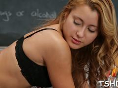 tiny girl gets dirty ride film feature 1