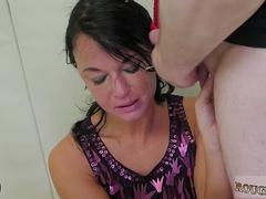 Teen bdsm and step mom strap on punishment Talent Ho