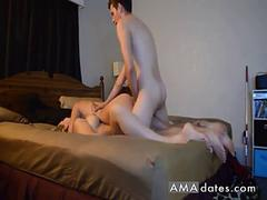 Teens share cock hidden cam