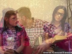 Casual Teen Sex - Lizaveta Kay - Mixing up some history and sex