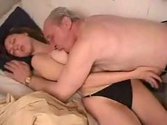 Old man fucks young girl segment