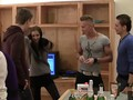 Wild college orgy after an exam clip