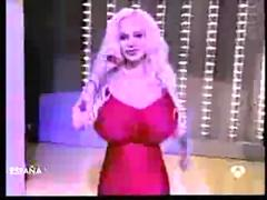Sabrina Sabrok Celebrity Largest breast