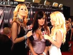2010 AVN Awards Show - Red.Carpet - part 1