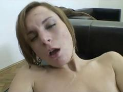 Rocco Siffredi Slaps and Amateur and the Cums on Her