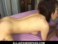 Haruka aoi cooks up some sexual fun in the kitchen feature