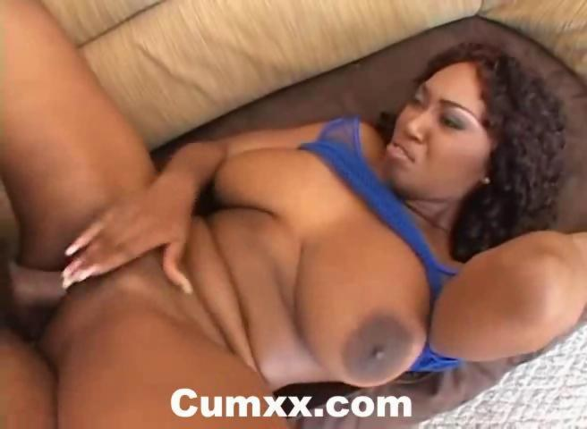 Ebony hairy sex