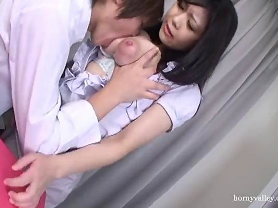 Japanese teacher having sex with student