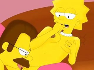 Hot Simpson Sex Video