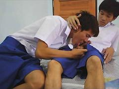 An After School Sex And Relaxation For Asian Boys