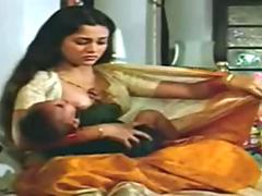 Mandakini Boob Nipple Clearly visible slowmotion