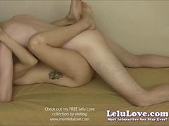 Young Lovers Passionate Lovemaking With Creampie