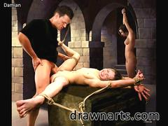 Damian invites you to further explorations into the extreme practices of Roman crucifixion!