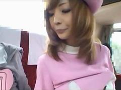 Bus Attendant Japanese Sex 237346
