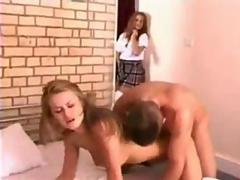 her ass is there to tease her aroused horny man