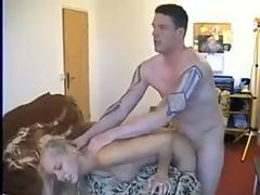 She is in ecstatic state as her orgasm rules
