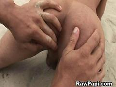 Extreme Sucking Cock And Bareback Sex Latin Gay