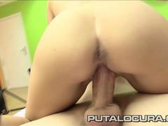 PUTA LOCURA Amateur Latin Teen Couple