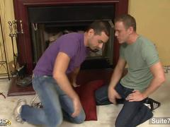 Lusty married male gets nailed by a horny gay