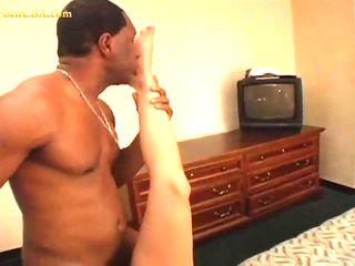 Assian pussy and black dick