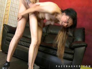 Mei Lee shocking rough sex with convict