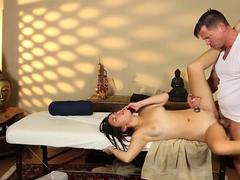 unique masturbation of special tricky spa  clip