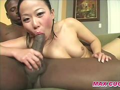 maxcuckold.com Asian Chick Gets Ripped Up By Black Dick