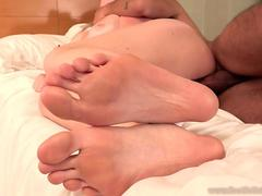 Alice Nysm - Foot Fetish Daily
