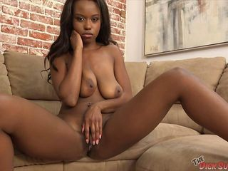 Big Tits, Ebony Lips! - Jezabel Vessir