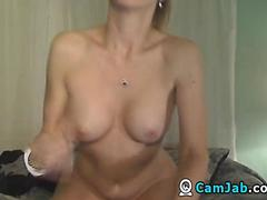 My Ex Girlfriend Finger On Cam Show